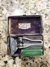 Antique shaving razor