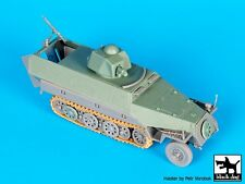 Black Dog 1/72 Sd.Kfz.251 Ausf.D with Hotchkiss APX-R Turret Conversion T72093
