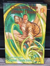 Crouching Tiger Hidden Dragon Manga Comic Limited Edition UbiSoft Promo Version