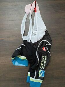 Castelli Free Aero Race Bib Shorts Small X2 Progetto Chamois Compression