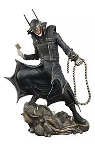 DC Collectibles Gallery The Batman Who Laughs 9-In PVC Statue Dark Nights: Metal
