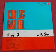 CARLOS GARDEL LP ORIG ESP RCA 1965  SU MAJESTAD ....EL TANGO