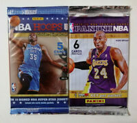 Panini Inter Edition Sealed Packs of 2012-13 NBA Hoops AND 2013-14 Panini NBA