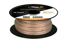 250ft. Speaker Wire 16 Ga Gauge AWG High Quality Car Home Audio Spool 250 Feet