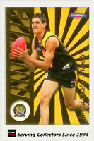 2006 Select AFL Champions Draft Rookie Card DR8 Jarrad O-Nicholls (Richmond)