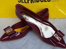 Coach women's shoes size 4/37/4.5/37.5/burg/sapatos/femininos/ballerinas/VEGAS