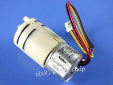 DC 12V Brushless Diaphragm Air Pump Motor Micro-Pump Motor 1.3L/M PWM Control