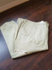 T-5 true vintage  overall co 100%cotton 49 ×28 button front  USA