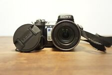 Sony Cybershot 8.1 Mega Pixel 15x Zoom Camera Charger A16 Tested X3 Pc