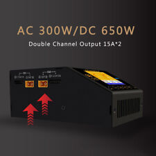 HOTA D6+ AC/DC Dual Smart Charger Lipo Battery Balance Charger Akkuladegerät DE