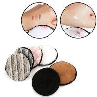 Microfiber cloth pad dirt remover towel facial face cleansing makeup cloth  BDAU