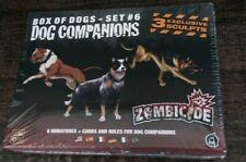 ZOMBICIDE - Dog Companions - Box of Dogs - Set #6 - Multilingual - NEU + OVP