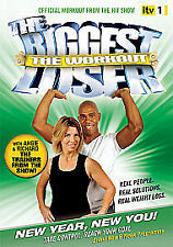 The Biggest Loser - The Workout - New Year, New You DVD NEW SEALED Freepost