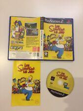 Les Simpson le jeu - Jeu PS2