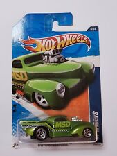 2011 Hot Wheels '41 Willys HW Performance #114/214 Card #8/10 MSD Ignition