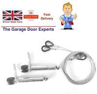 Garador Westland Mk3c, Mk2 Wires Roller Spindles Garage Door Repair Kit Wheels