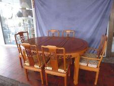 Handmade Oval Dining Furniture Sets