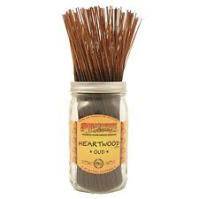 Wildberry HEARTWOOD Incense 30 sticks  *FREE SHIPPING* OUD AGARWOOD OUDH GAHARU