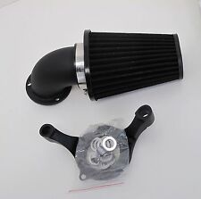 BLACK SCREAMING EAGLE STYLE AIR CLEANER, FOR 1991-2015 SPORTSTER  XL HARLEY