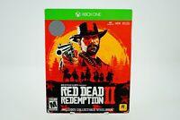 Red Dead Redemption 2 Steelbook Edition: Xbox One [Brand New]