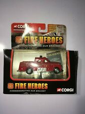 Corgi Fire Heroes CS90012 Seagrave Sedan Pumper San Francisco FD OPEN BOX READ