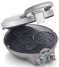 NEW Cuisinart International Chef CREPE/PIZZELLE/PANCAKE Maker Plus CPP-200 Grill