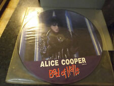 Alice Cooper Bed of Nails (ALICE P3) UK LIMITED EDITION PICTURE DISC  Unplayed
