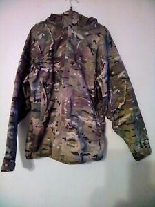 Wild Things Tactical Hard Shell Jacket Gortex Waterproof Multicam XL