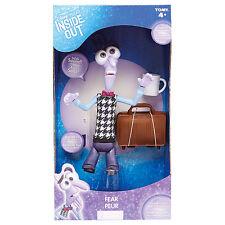 Disney Inside Out Fear Talking Action Figure by TOMY NIB NIP new in Box Pixar