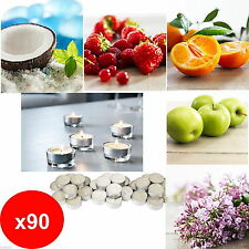 IKEA Scented Round Decorative Candles