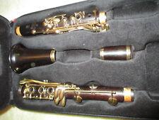 Yamaha Custom G CSG Bb Clarinet