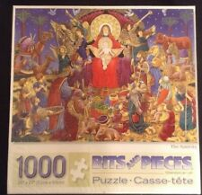 1000 piece jigsaw puzzle SEALED The Nativity Christmas complete Christian