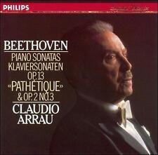 Beethoven: Piano Sonatas Klaviersonaten, Op. 13- Pathetique / Op. 2, No. 3 by L