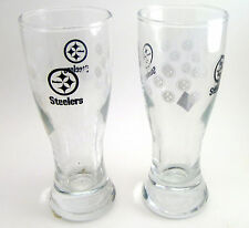 Pittsburgh Steelers 2.5 oz Satin Etched Mini-Pilsner Collectible Shot Glass
