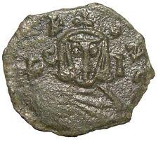 Syracuse Mint Leo V The Armenian & Constantine Follis