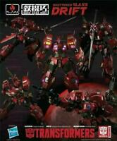 Flame Toys Transformers Kuro Kara Kuri 01A Shattered Glass Drift Action Figure