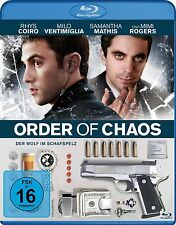 Order of Chaos - Der Wolf im Schafspelz Mimi Rogers, Rhys Coiro, Vince Vieluf