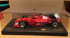 FERRARI F2001 F1 Michael SCHUMACHER 2001 World Champion Hot Wheels 1:18 (#5.20)