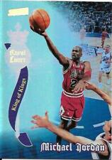 1998-99 TOPPS STADIUM CLUB ROYAL COURT**  MICHAEL JORDAN** CARD #RC6