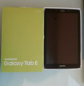 "SAMSUNG Galaxy Tab E SM-T560 9.6"" 8 Go Noir"