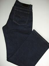 RALPH LAUREN Womens Classic Boot Cut Denim Jeans Cotton Stretch Sz 8P Dark