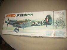 WW II PK-501 SPITFIRE Mk-22/24, BIG 1/32, NICE, RARE !