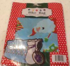 """BICYCLE BIKE Christmas Gift Bag Plastic 60"""" X 72"""""""