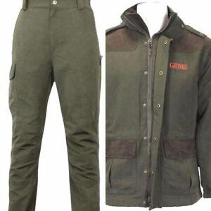 Mens Game Aston Pro Waterproof Jacket Trousers Hunting Fishing Walking