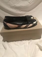 Authentic Classic Burberry Flats