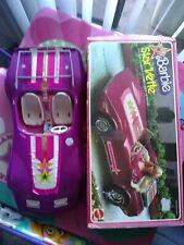 Vintage Barbie Star vette Corvette 1976  No. 9831 in Original Box