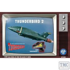 AIP10002 1:350 Scale Thunderbird 2 with Thunderbird 4 AIP Classic Thunderbirds