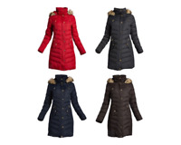 Women MK Michael Kors Jacket Long Packable Coat Ladies Puffer Down Winter Jacket