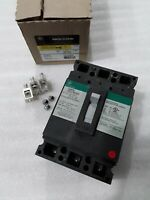 THED136020WL GENERAL ELECTRIC 3POLE 20AMP 600V CIRCUIT BREAKER NEW