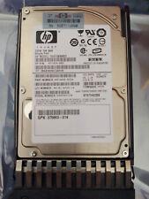 "Disco duro HP 72 GB 10K SAS 2.5"" : Modelo DG072ABAB3 : Servidores ProLiant."
